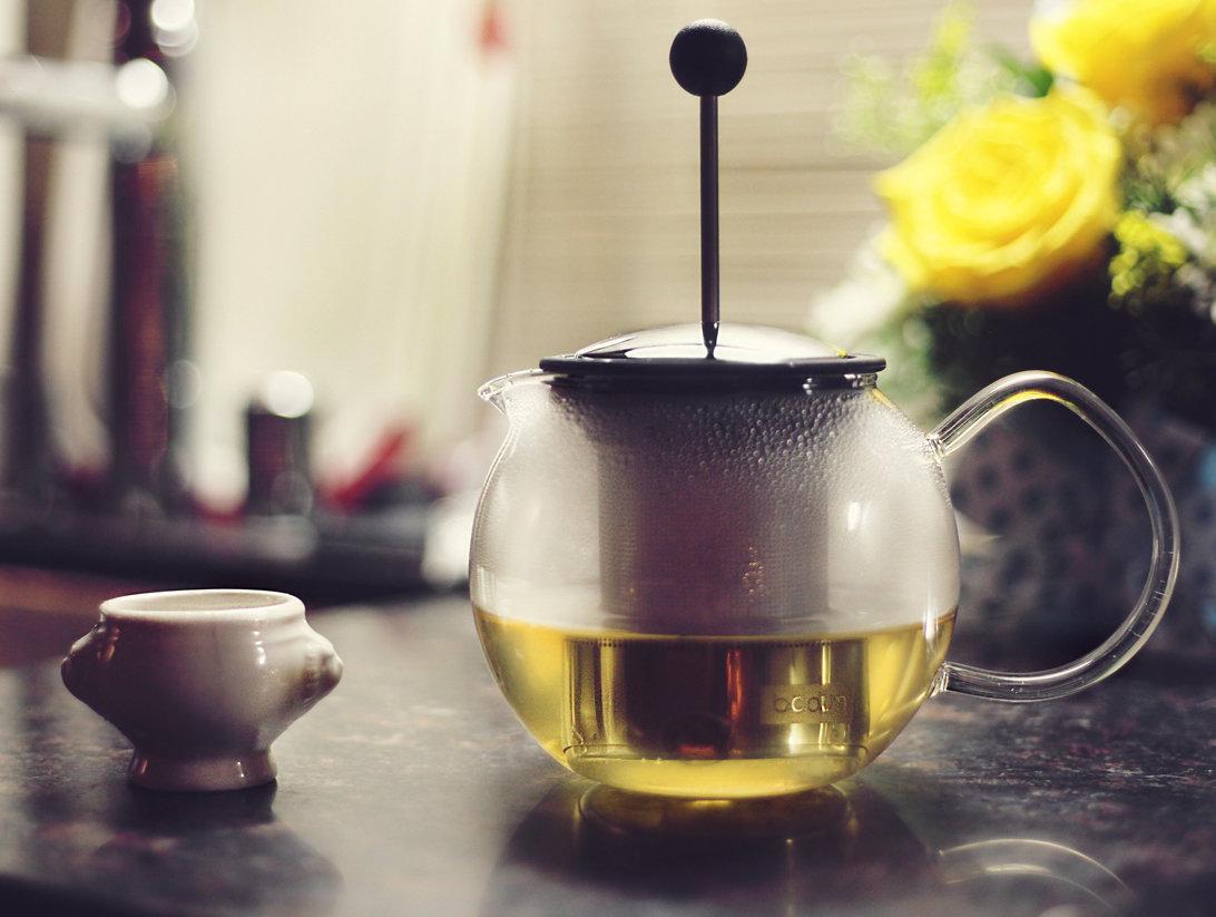 grönt te kan bota demens