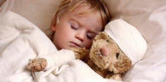 Återkommande feber barn