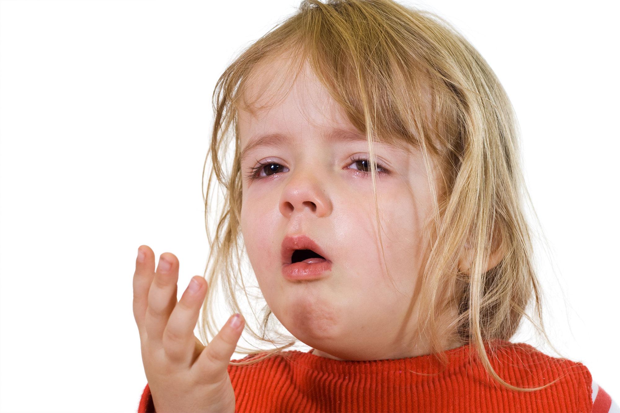 hosta vid pollenallergi