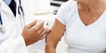 vaccin mot bältros biverkningar