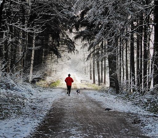 Jogga i vinter