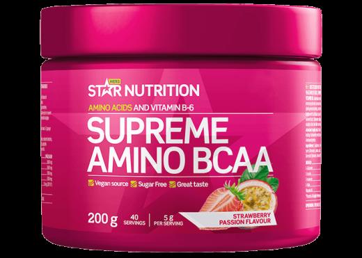Star Nutrition Supreme Amino acids