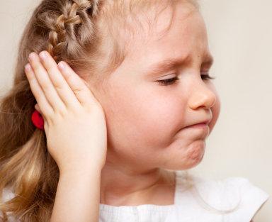 sus i öronen förkylning