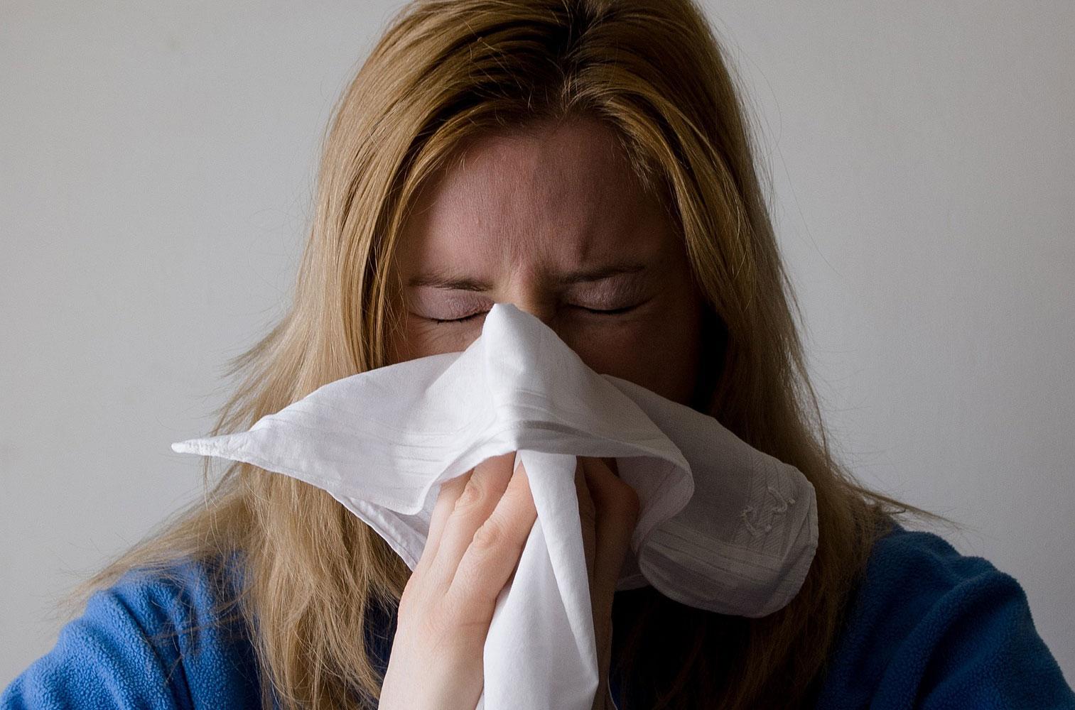 bota förkylning fort