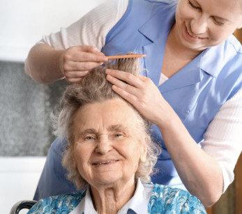 Du får själv välja om du vill ha äldreomsorg från ett privat företag eller från den offentliga vården.