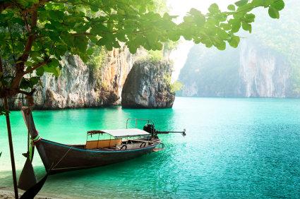 Flytt till paradiset inför pensionen