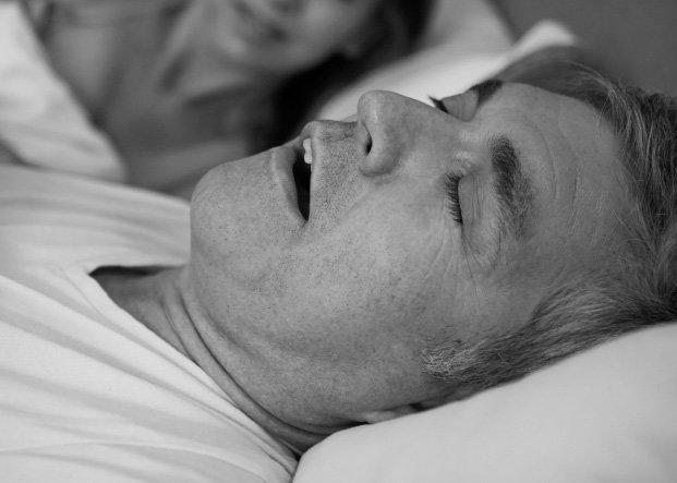 Varannan 50-plussare drabbas av sömnapné