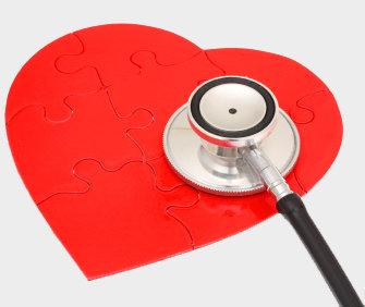 att hamna i klimakteriet tidigt ökar risken för hjärtsvikt