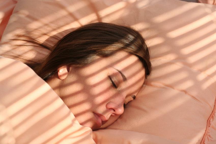 Ljust sovrum kan öka risken för fetma