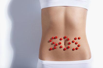 ont i nedre delen av magen urinvägsinfektion