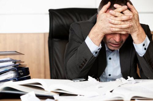 långvarig stress konsekvenser