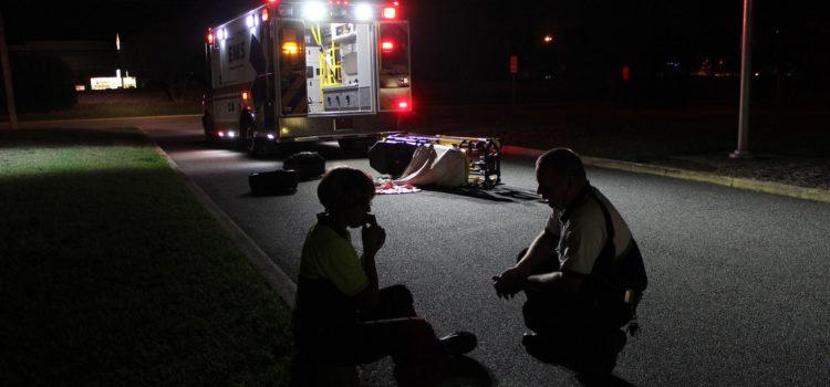Ambulans ute