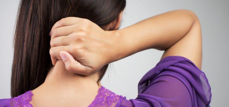 ont i leder och muskler stress