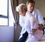 Symptom på osteoporos