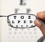 Glasögon vid närsynthet