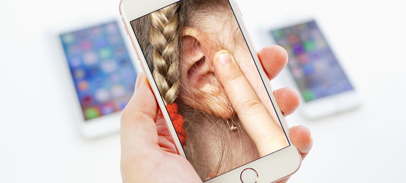 lock för örat efter öroninflammation vuxen