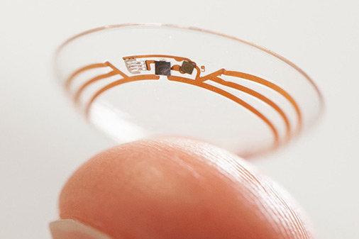 google-kontaktlins