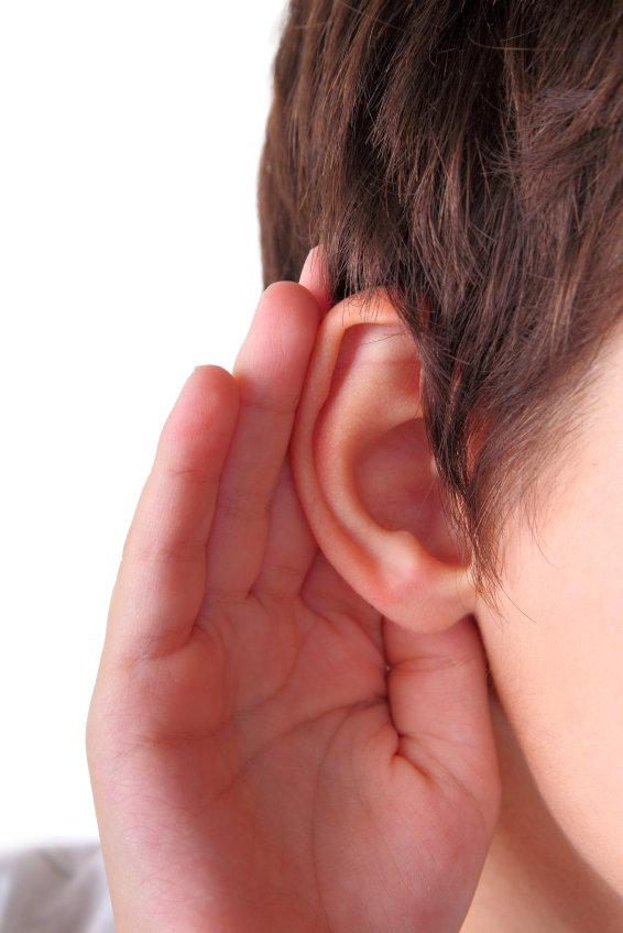 lock och ont i örat