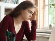 Symptom migrän