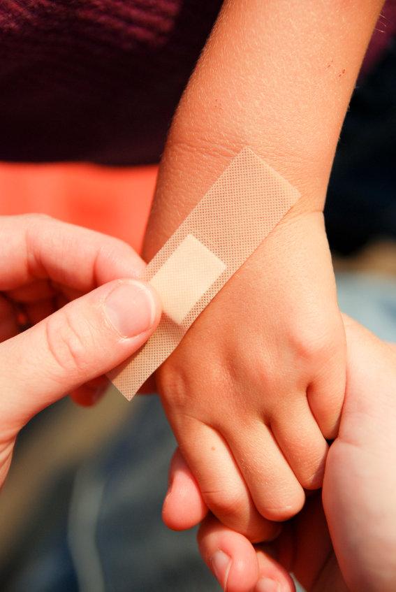 hur läker sår bäst