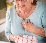 Symptom på hjärtinfarkt