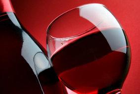 rödvin bra för hjärtat