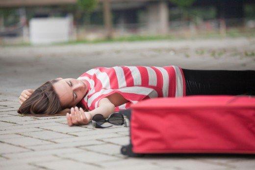 Behandla svimning