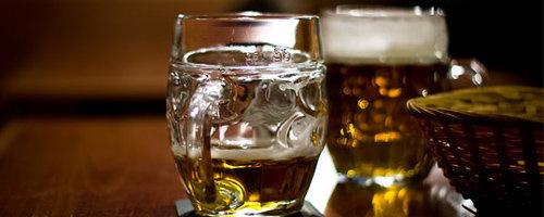 All alkohol är dålig mot ibs.