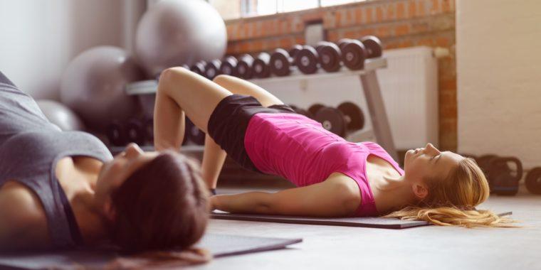 Regelbunden träning gör dig mer tålig mot stressinducerad ryggvärk.