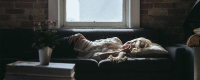 influensa-gravid-soffa