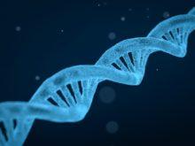 DNA-molekyl med autism gener