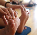 Träning och stretching vid hälsporre