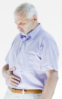 symtom cancer i magen
