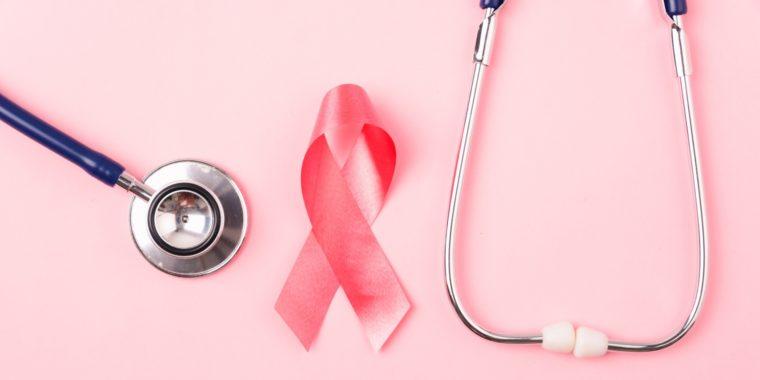 Rosa bandet bröstcancer