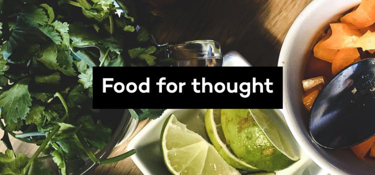 Att äta rätt är extra viktigt när man går igenom cancer. Med War On Cancer-appen kan du ta del av tips om nutrition från andra som har gått igenom cancer.