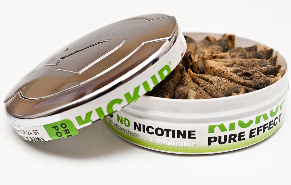 Nikotinfritt snus kan hjälpa dig trappa ner ditt nikotinberoende.