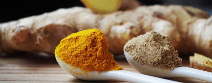 Kurkumin är en ingrediens i gurkmeja.