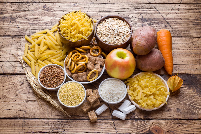 vad är kolhydrater för mat