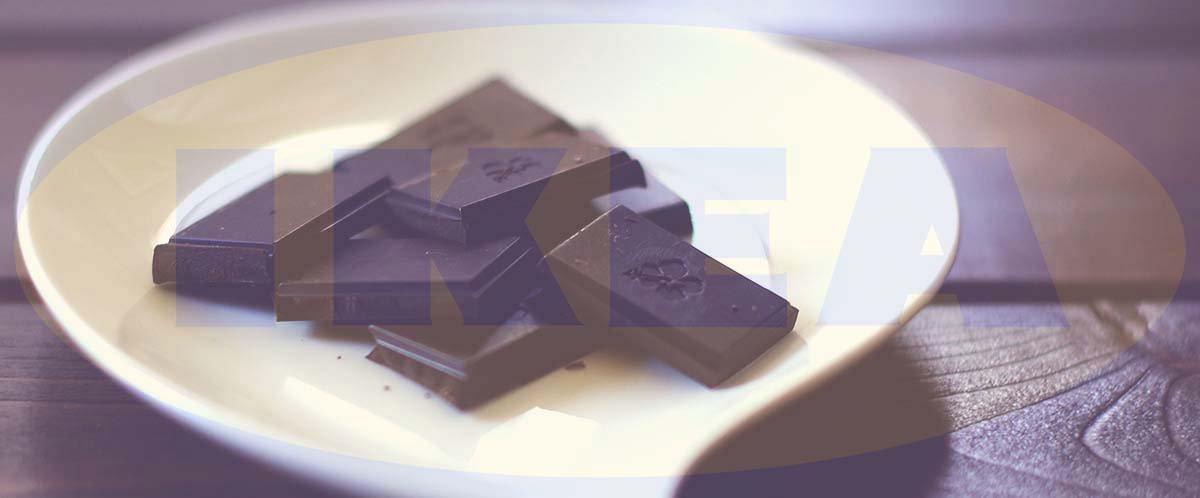 allergisk mot choklad