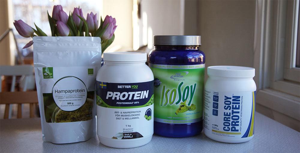 osötat proteinpulver
