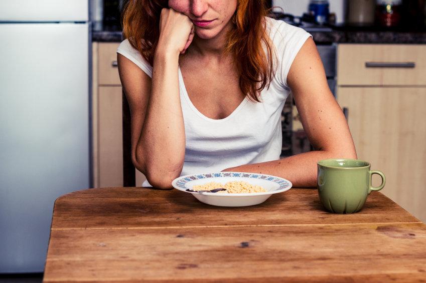 symtom på djup depression