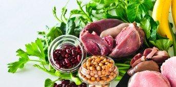 mat som innehåller b vitamin