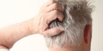 kvalster i hårbotten
