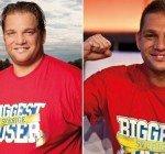 Så gick Biggest loser-deltagaren ner i vikt