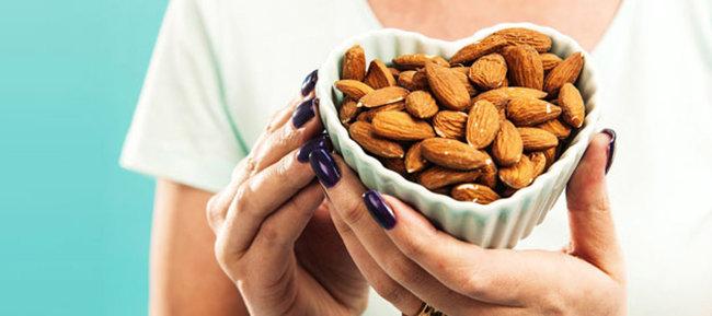 Nötter ökar din livslängd och gör dig smal