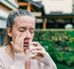 Varför blir man beroende av nässpray?