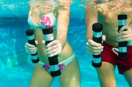 Vattengymnastik